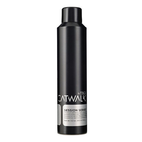 Tigi Catwalk Session Series Transforming Dry Shampoo ($6) not only refreshes your hair, but it also lends plenty of volume and texture to flat locks. Spray it in beach waves, or use it to master a perfectly messy topknot.