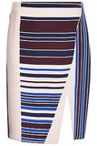 I am not normally a pencil skirt wearer, but this Boutique silk striped one ($190) is so sharp and sexy while still totally work appropriate. And I love that it is part of Topshop's Made in Britain initiative that just kicked off. Wear it now with a tee and strappy sandals; wear it later with chunky boots and a denim jacket. — MLG