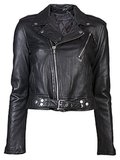 All I want for Fall is a cool-girl moto jacket, and after hours and hours of obsessive scouring, this Blk Dnm cropped version ($795) is my favorite. Sleek enough to wear over dresses but still cool enough to pair with distressed jeans, this is a new closet staple. — MLG