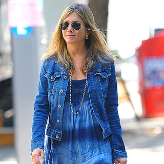 Jennifer Aniston's Tie-Dye Outfit
