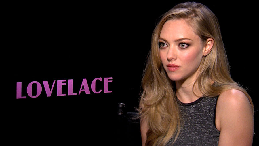 "Amanda Seyfried Was Nervous About Being ""Manhandled"" as Linda Lovelace"
