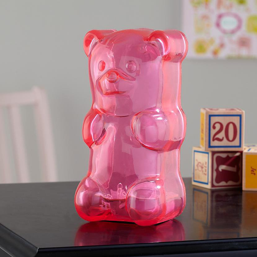 The Land of Nod Gummy Bear Night Light