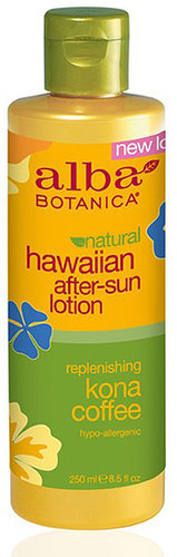 Alba Botanica Hawaiian Coffee After Sun Lotion