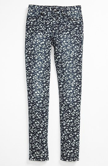 Joe's Jeans Mini Ditsy Floral Jean Leggings