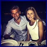 Johannes Huebl and Olivia Palermo made us swoon over their vacation shots. Source: Instagram user johanneshuebl
