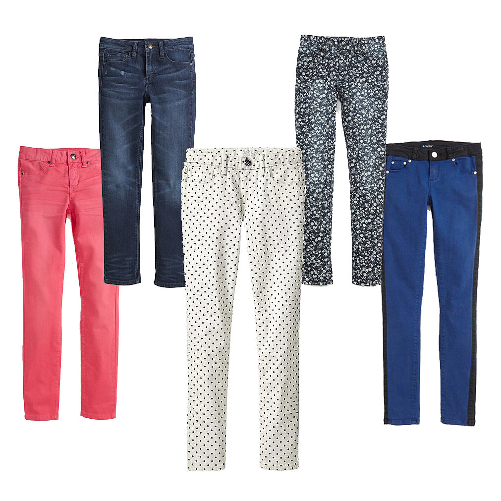 Jean-ius! 14 of the Coolest Back-to-School Denim Finds For Kids