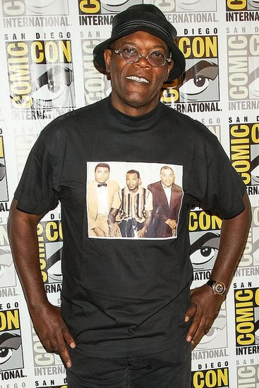 Samuel L. Jackson joined The Secret Service, to be directed by Matthew Vaughn (X-Men: First Class). Jackson will play villain to Colin Firth in the comic book adaptation.