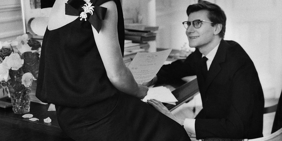 On His Birthday, a Look Back at the Life of Yves Saint Laurent
