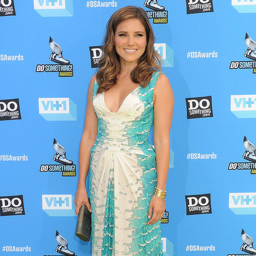 Sophia Bush Do Something Awards Dresses