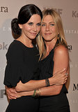 When Courteney Cox gave birth to her daughter Coco Arquette in 2004, she asked her Friends costar (and real-life BFF) Jennifer Aniston to be the baby's godmother.