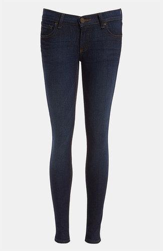 edyson 'Sloan' Skinny Jeans (Dark Atlantic) Womens Dark Atlantic Size 30 30