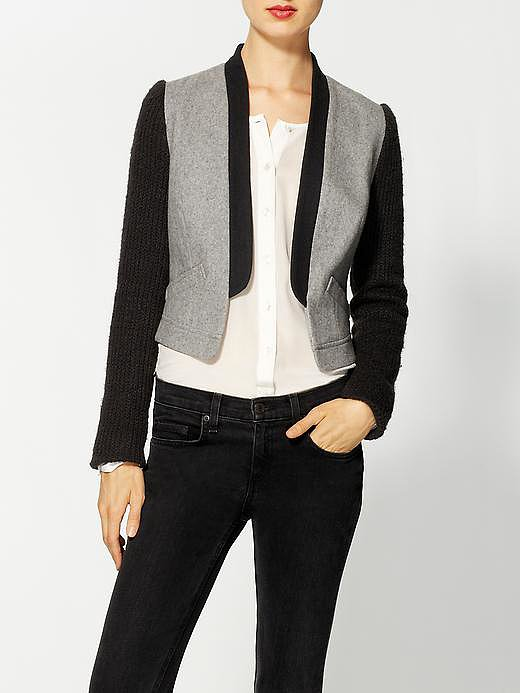 A sharp blazer ($45, originally $119) looks good in the office and is perfect for transitioning Summer duds to Fall.