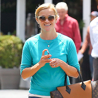 Reese Witherspoon and Ava Phillippe at Lunch in LA