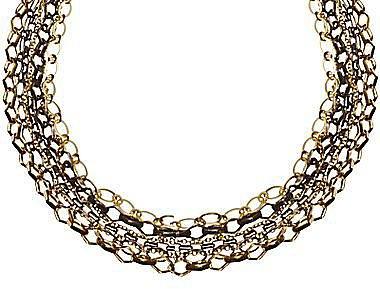 dom by dominique cohen Multi-Chain Statement Necklace