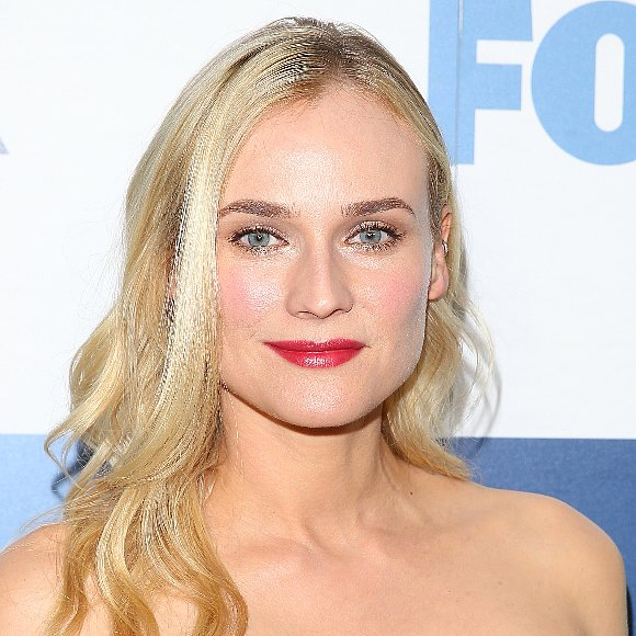 Celebrity Hair & Beauty At 2013 Summer TCA: Diane Kruger