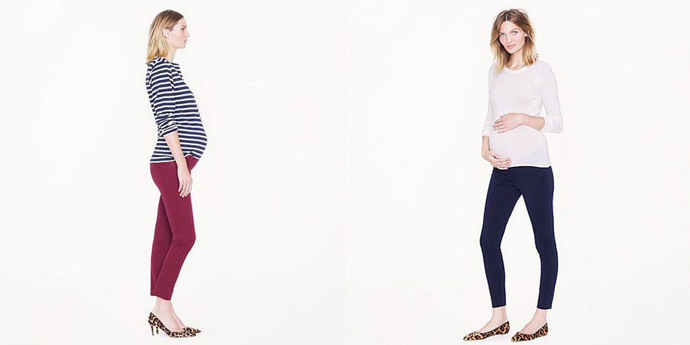Finally . . . J.Crew Is Designing Maternity Clothes, but There's a Catch!