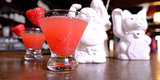 For Happy Hour Bliss, Try Benihana's Strawberry Saketini