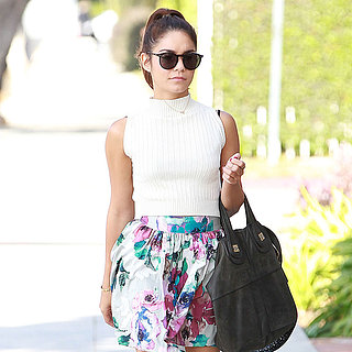 Crop Tops Inspired by Vanessa Hudgens