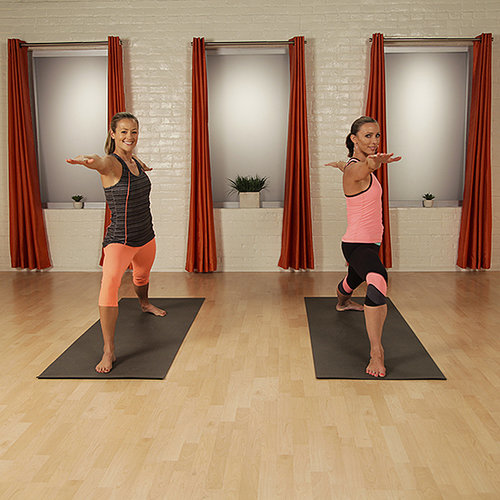 10-Minute Power Yoga Workout