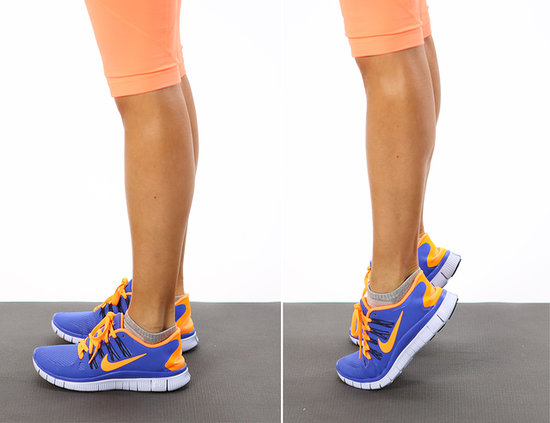 Calf Raises — Basic