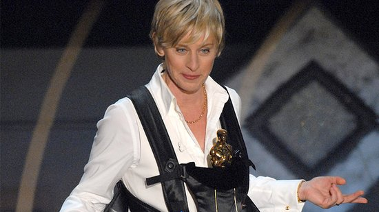 Video: 3 Reasons Why We Know Ellen Will Rock as Next Year's Oscars Host!