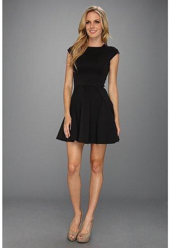 Ted Baker - Tezz Skater Dress (Black) - Apparel