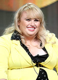 "Rebel Wilson ""I should have put out."" — On a deal not working out with CBS, at the Super Fun Night panel"