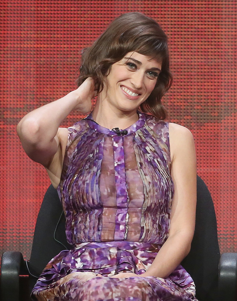 "Lizzy Caplan ""Other peoples' masturbatory techniques are a lot like snowflakes: everybody does it differently."" — On what she's learned on the set of her new series Masters of Sex, during the panel"