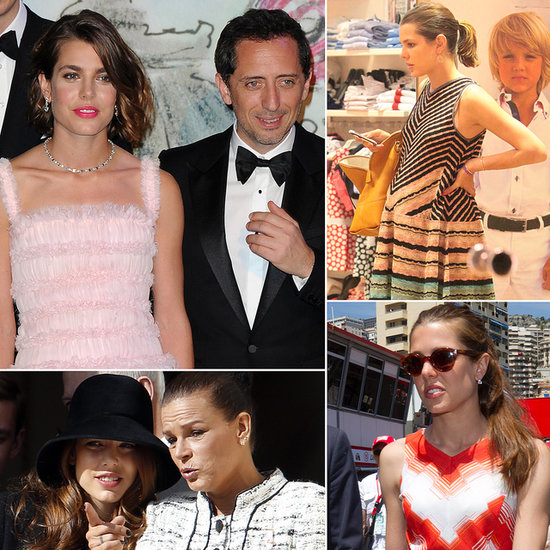 Get to Know Grace Kelly's Pregnant Royal Granddaughter Charlotte Casiraghi