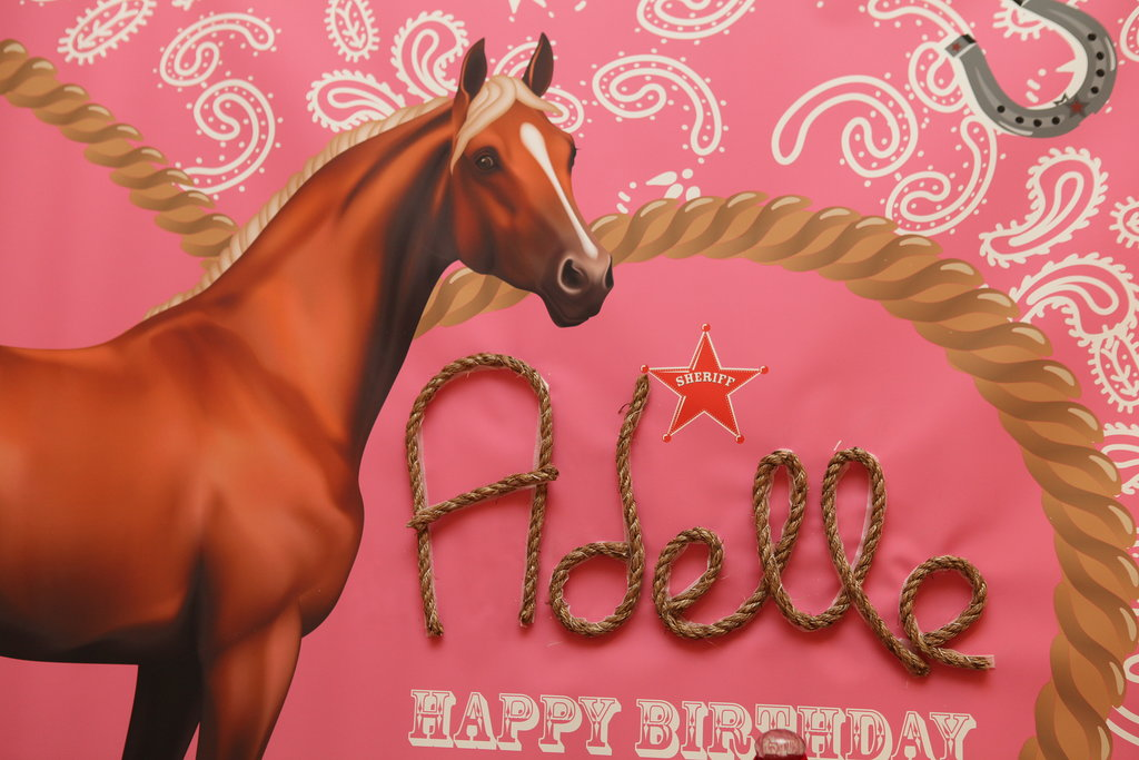 Happy Birthday Adelle!