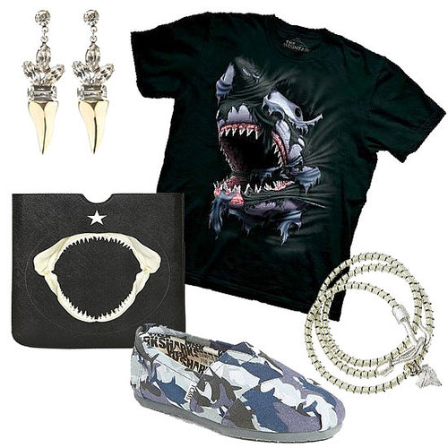 Shark Week Clothes and Accessories