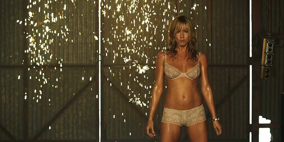 Dare to Bare: How Jennifer Aniston Got Into Shape For We're the Millers