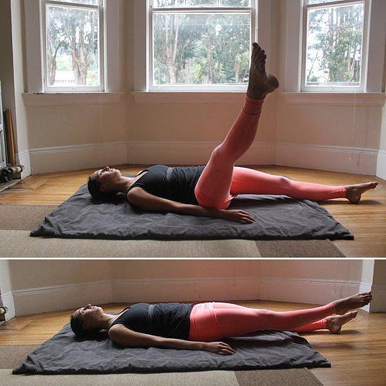Pilates Circle Leg