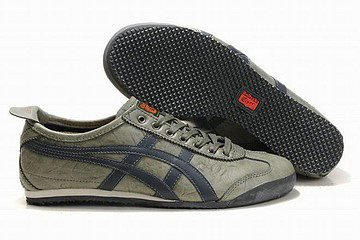 grey asics mexico 66 lauta men sneakers