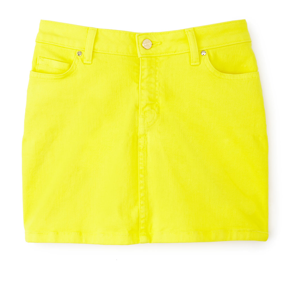 Taxi-cab yellow is a chipper choice for your outfit. Photo courtesy of Kate Spade New York