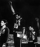 Black Power Comes to Olympics