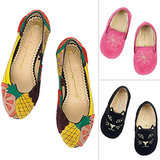 Celeb Fave Shoe Line Charlotte Olympia Launches Kids' Collection