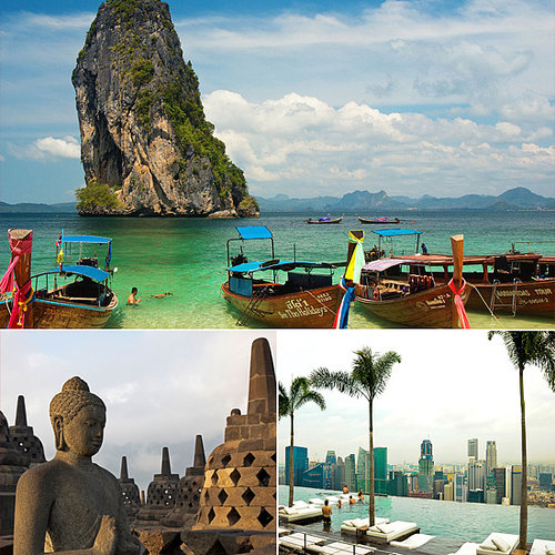 Best Destinations in Southeast Asia