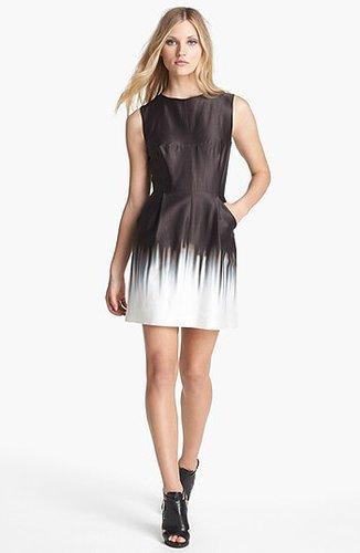 Milly 'Coco' Print Sheath Dress