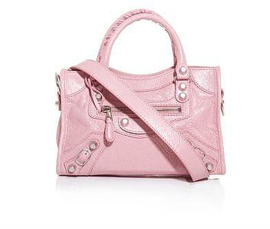 Balenciaga Giant mini city bag