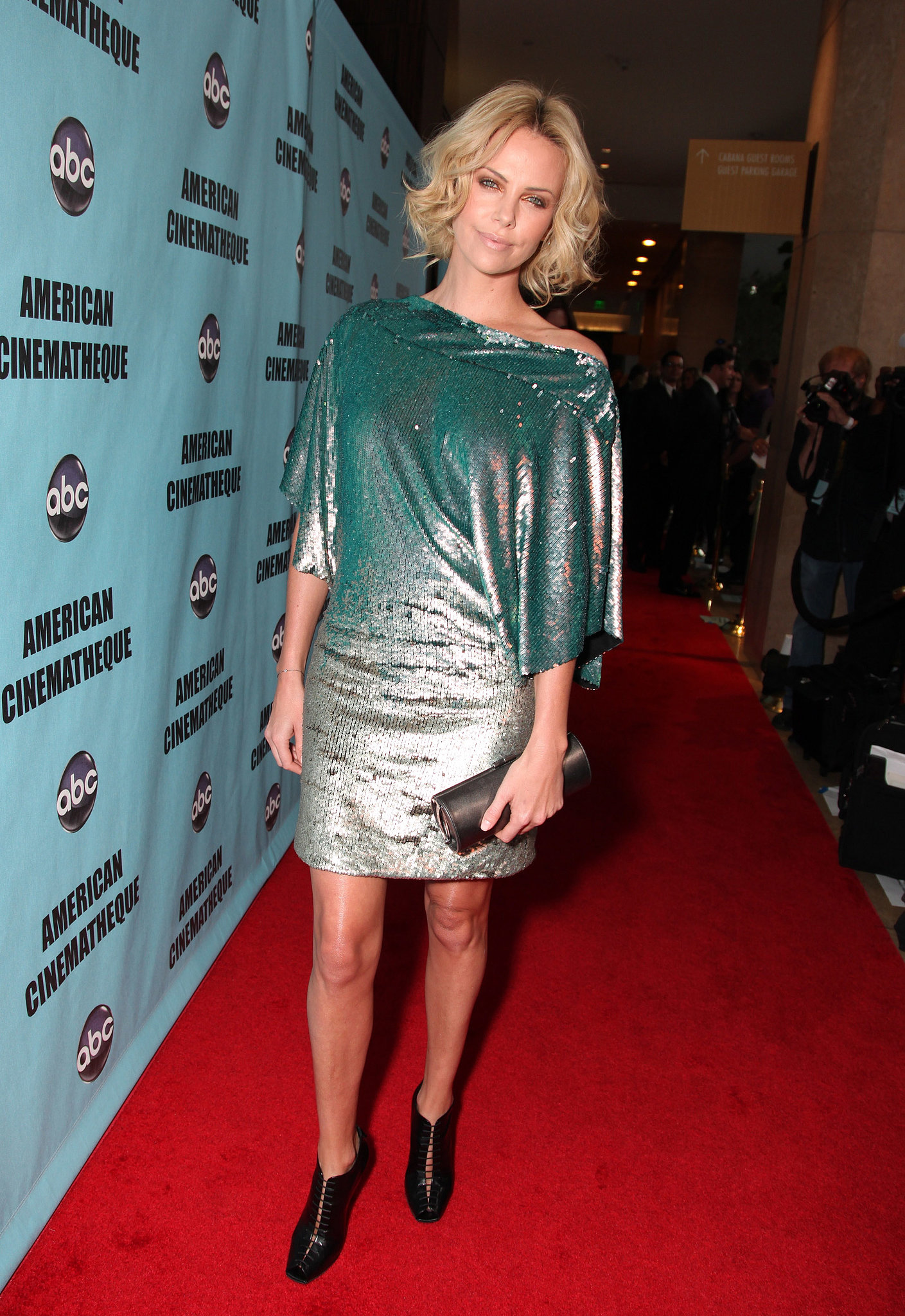 Charlize Theron Style