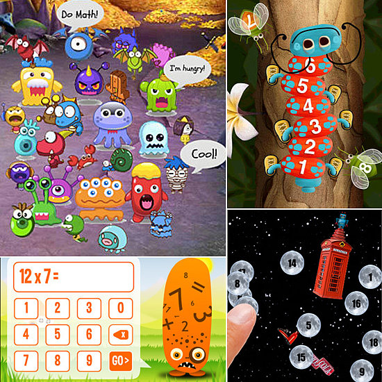 11 Math Apps to Make Your Kid a Numbers Whiz