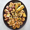 Maryland-Style Grilled Shrimp and Corn