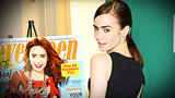 Lily Collins Gives Us Major Ab Envy — Three Times!