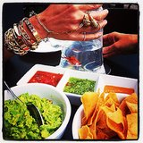 What goes better with nachos than jewelry (and gaucamole, of course)? Source: Instagram user jfisherjewelry