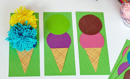 Ice Cream Cone Color Matching Game
