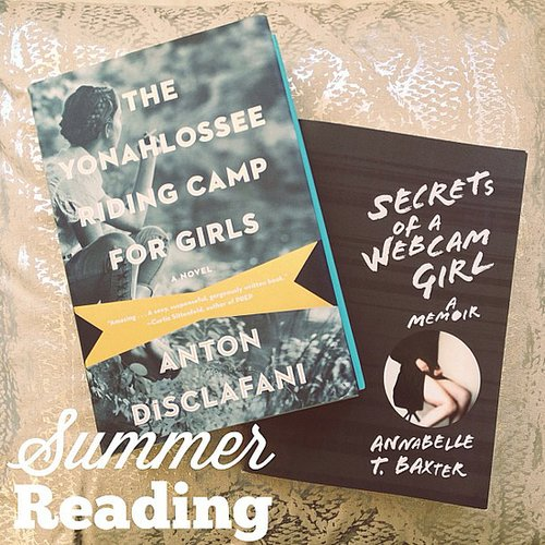 I shared two of our June book club picks on the POPSUGAR Love & Sex Instagram.