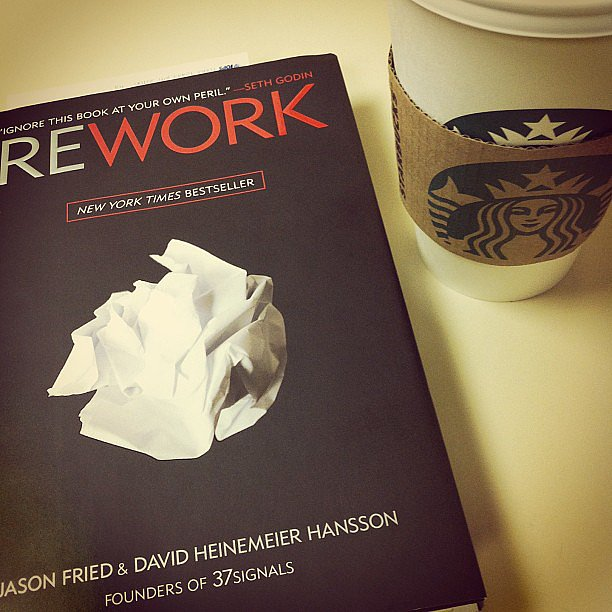 Travelannestyle paired her book with Starbucks.