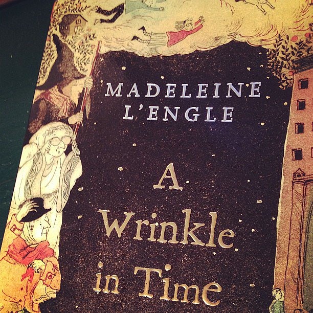 "After reading A Wrinkle in Time, susimay shared: ""Just finished reading this to my girls. So good!"""