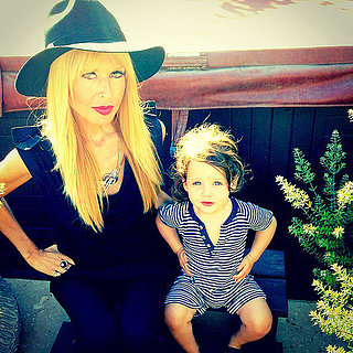 Celebrity Moms' Instagram Pictures Week of Aug. 4, 2013